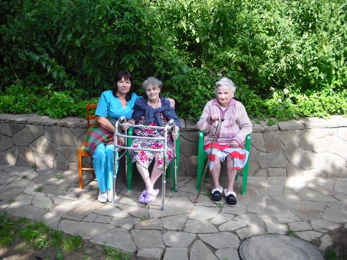 Вдохновение пансионат для пожилых дом престарелых палата