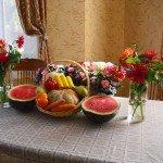 1 октября-и праздник Жатвы!